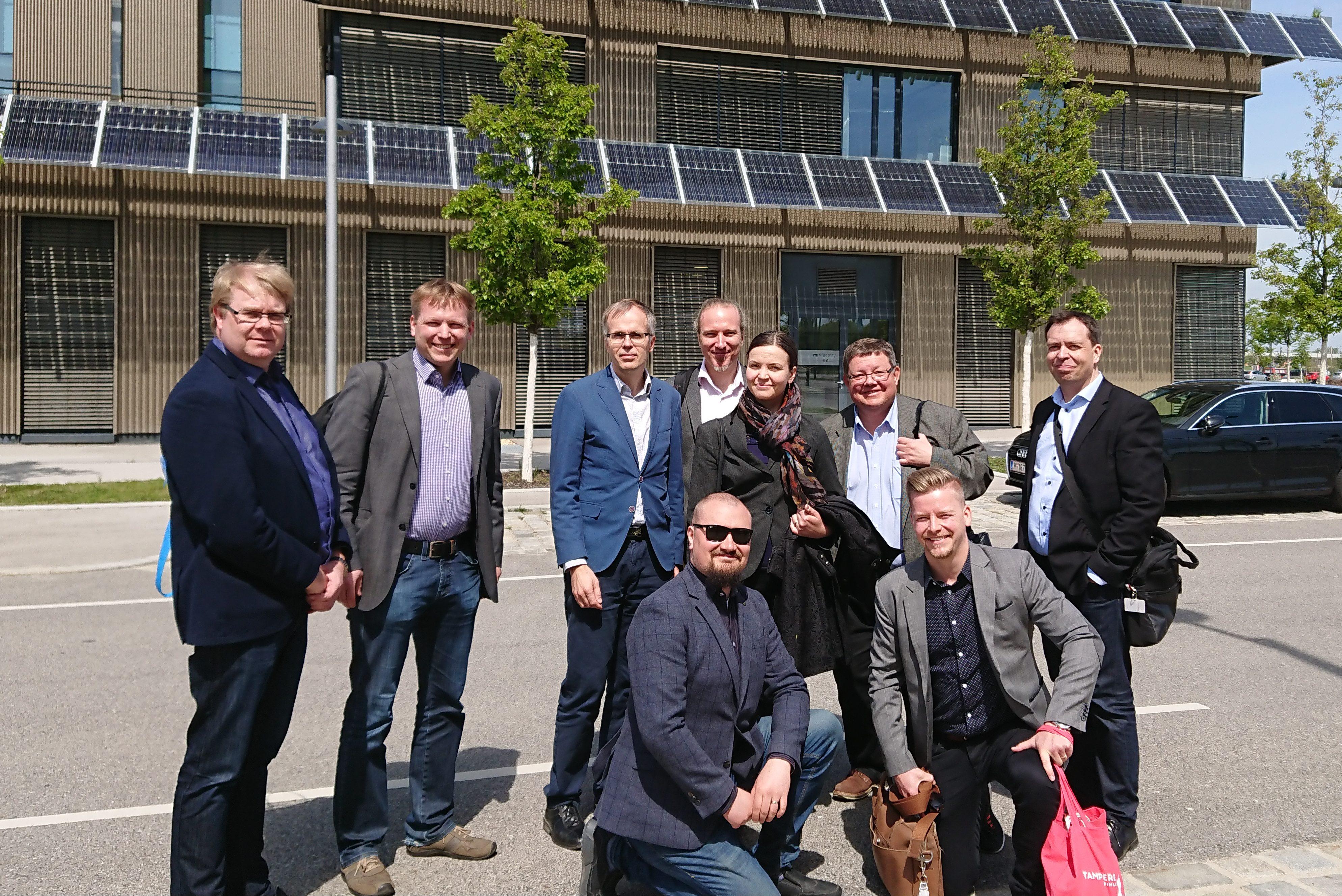 Energiaviisaat kaupungit ja Aspern Smart City