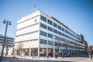 Tampereen keskusvirastotalo
