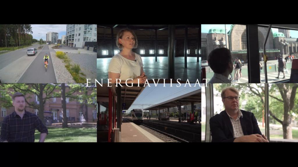 Energiaviisaat -hankkeen esittelyvideon aloituskuva